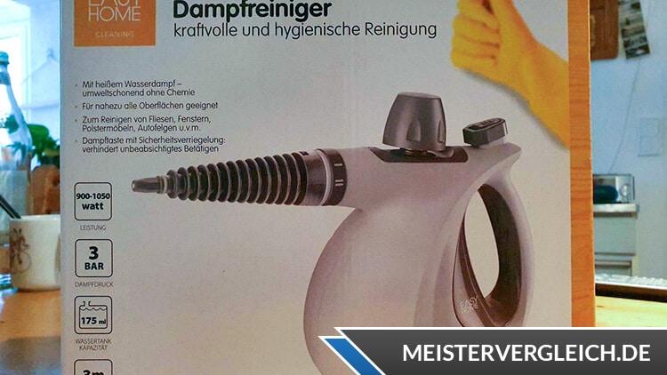 Easy Home Hand-Dampfreiniger Verpackung