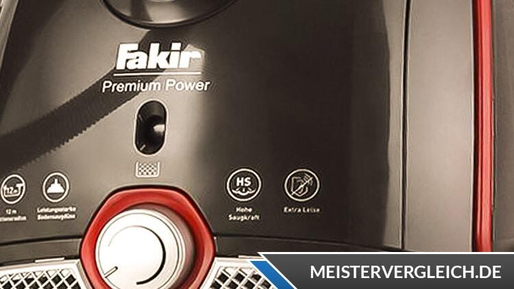 Fakir Premium Power TS 720 Super Silence Bodenstaubsauger Test
