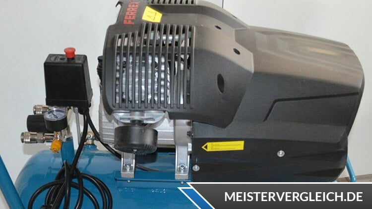 FERREX Kompressor Test