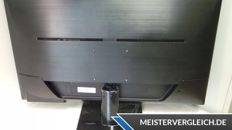 HP 27wm Monitor Rückseite