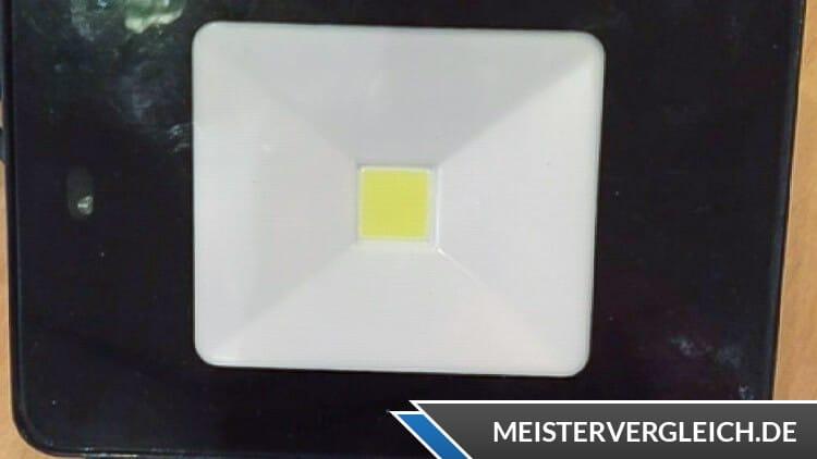 LIGHTZONE LED-Arbeitsstrahler Test