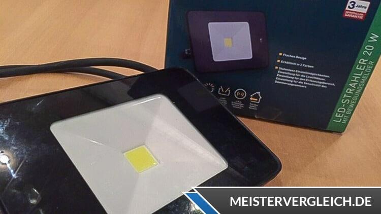 LIGHTZONE LED-Arbeitsstrahler von ALDI Nord