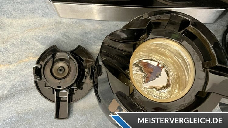 Melitta Simply Coffee Therm Filtermaschine Innen