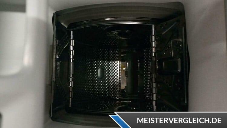 Privileg Toplader PWT E71253P Nennkapazität