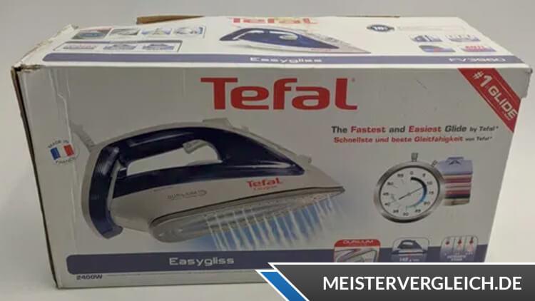 Tefal Easygliss FV3960 Dampfbügeleisen