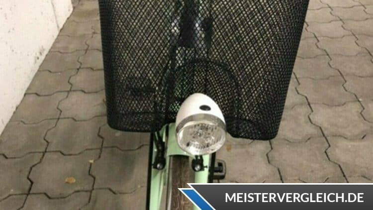Bergsteiger Cityrad Amsterdam Licht