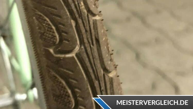 Bergsteiger Cityrad Amsterdam Reifen