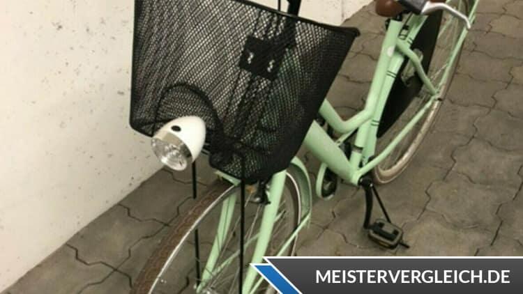 Bergsteiger Cityrad Amsterdam StVZO