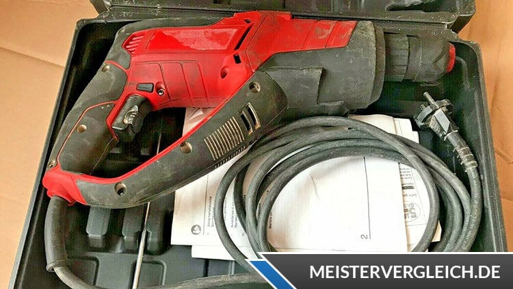 Einhell TE-RH 26 4F Bohrhammer Test
