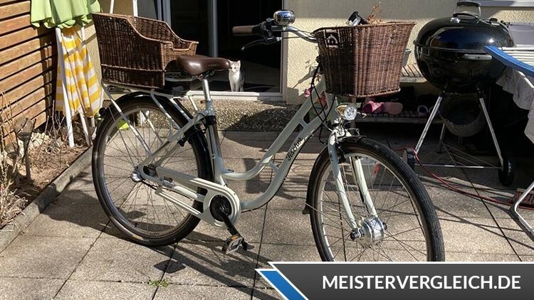 FISCHER Retro E-Bike ER 1804 Qualität