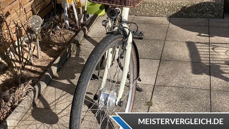 FISCHER Retro E-Bike ER 1804 Rad