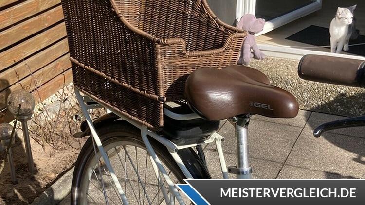 FISCHER Retro E-Bike ER 1804 Sitz