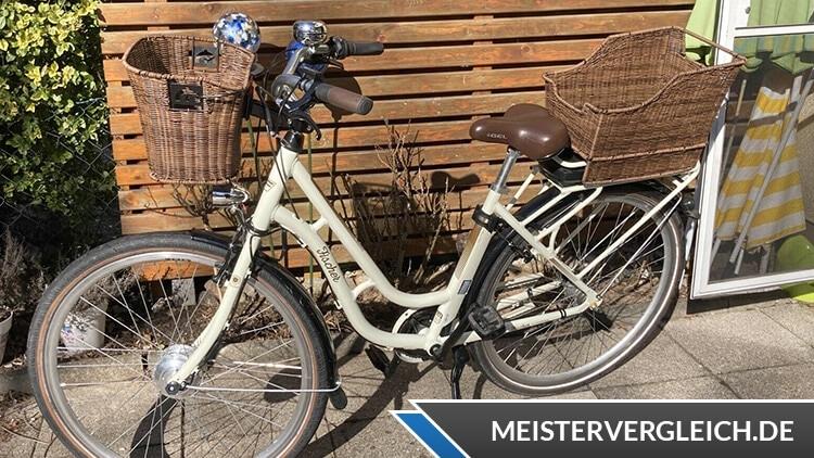 FISCHER Retro E-Bike ER 1804 Test