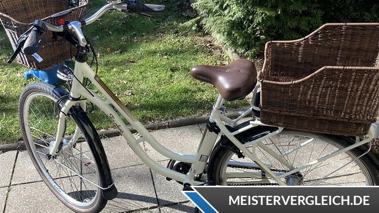 FISCHER Retro E-Bike ER 1804 Zubehör