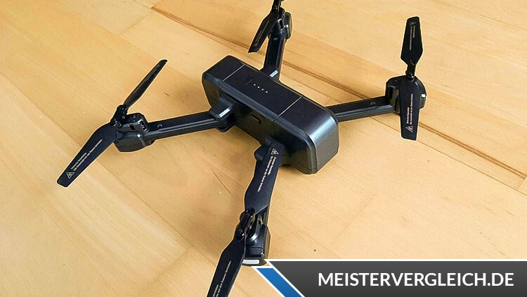 MAGINONGPS Drohne QC-90 Test