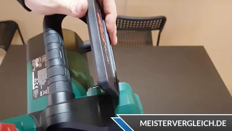 PARKSIDE Elektro-Kettensäge Griff