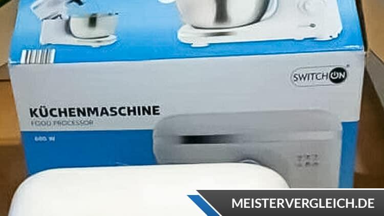 SWITCH ON Küchenmaschine Verpackung