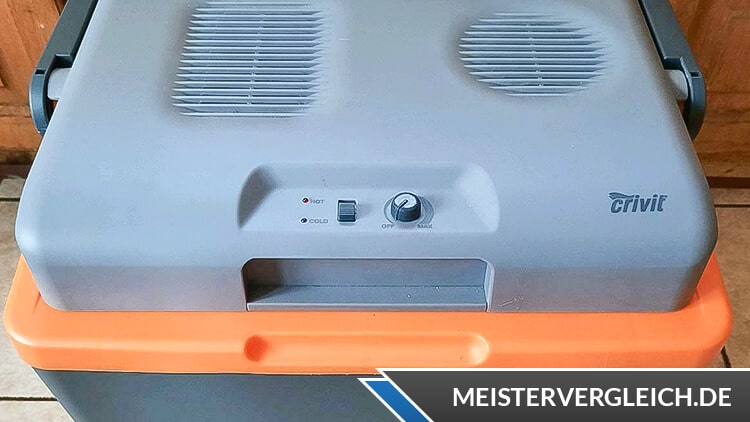 CRIVIT Elektro Kühlbox Test