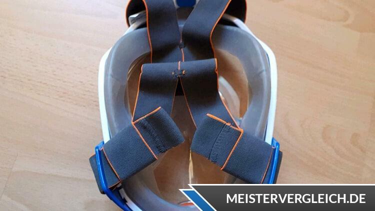 CRIVIT Schnorchelmaske Maskenband