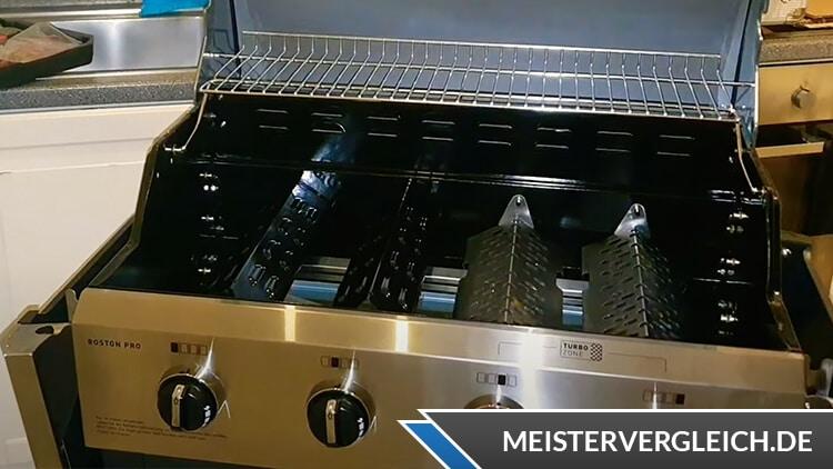 ENDERS Gasgrill Boston Pro 4 KR Turbo 2 Brenner