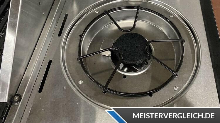 Enders Outdoorküche Kansas Pro 4 SIK Turbo II Infrarotbrenner