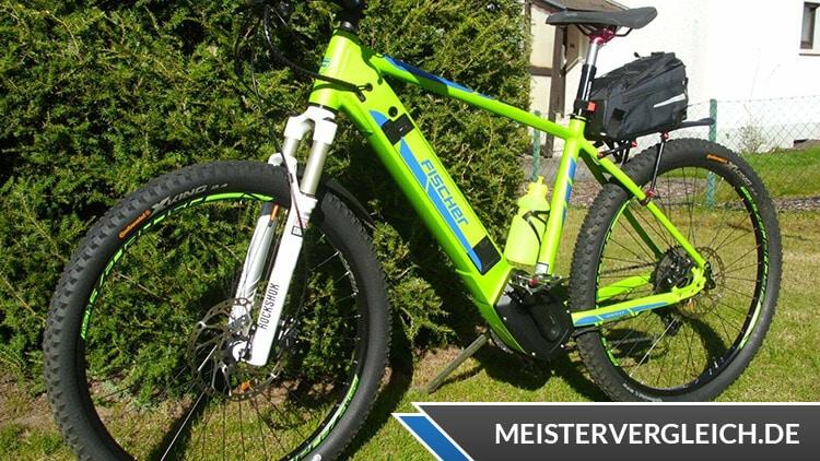 FISCHER E-Bike Montis 6.0i Akku