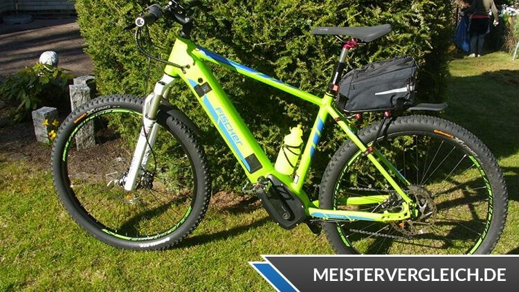 FISCHER E-Bike Montis 6.0i Qualität Test
