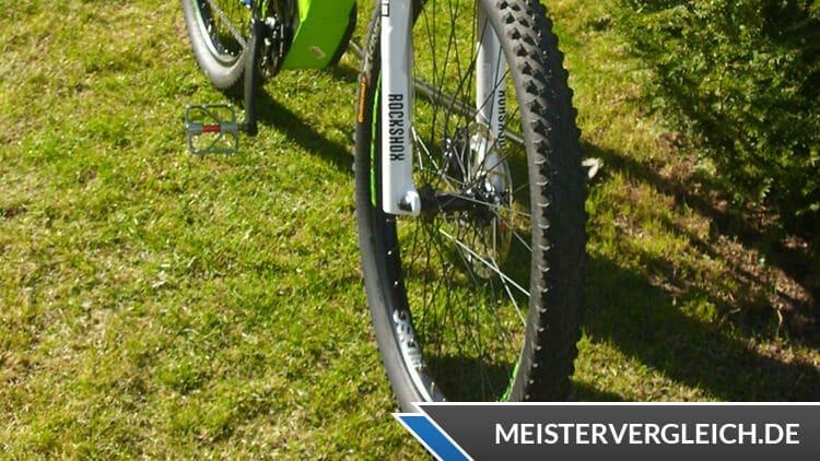 FISCHER E-Bike Montis 6.0i Räder