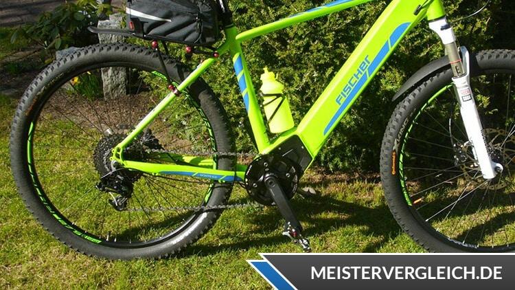 FISCHER E-Bike Montis 6.0i Rahmen