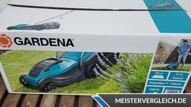 GARDENA PowerMax 1100-32 Verpackung