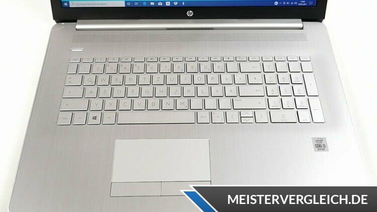 HP 17-by3536ng Tastatur