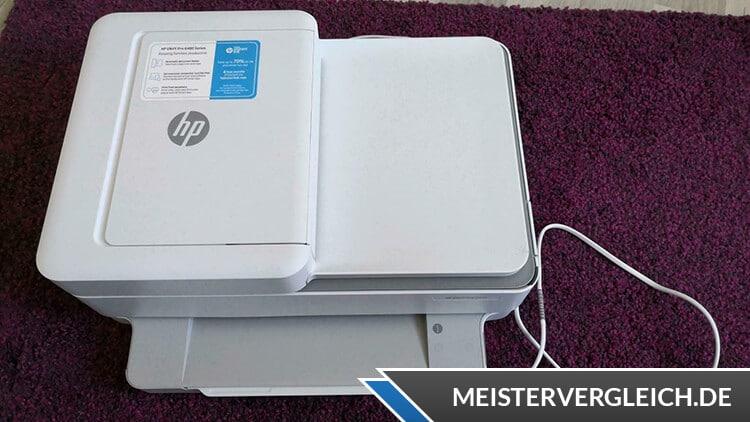 HP ENVY PRO 6430 Test