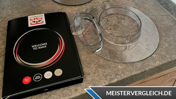 Kenwood K-Mix Küchenmaschine Bedienungsanleitung