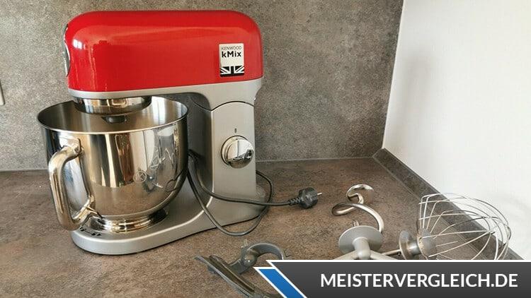 Kenwood K-Mix Küchenmaschine Test