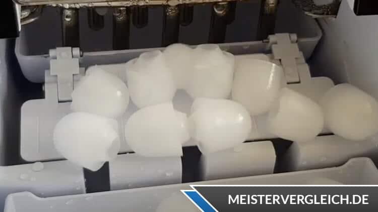 MEDION Eiswürfelbereiter MD 17739 Praxistest