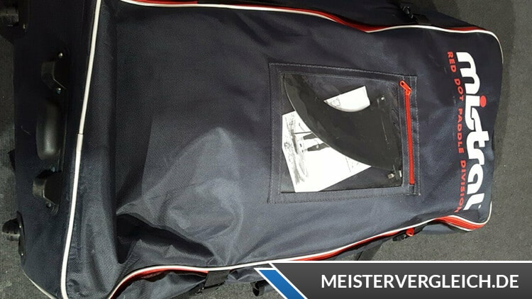 Mistral aufblasbares Stand-up-Paddle-Board Tasche