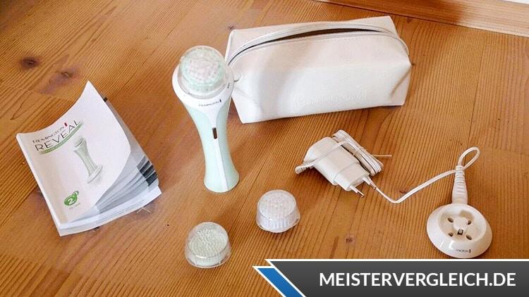 REMINGTON REVEAL Nagel- und Hautpflege Test