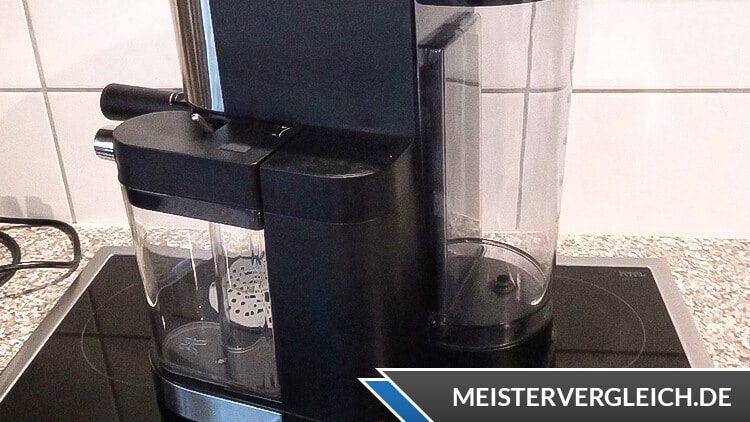 Depósito de agua de la máquina portafiltro SILVERCREST