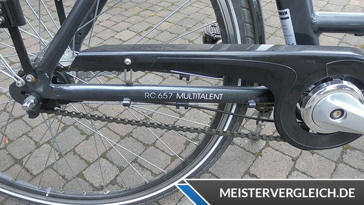 TELEFUNKEN Multitalent RC657-S Pedal