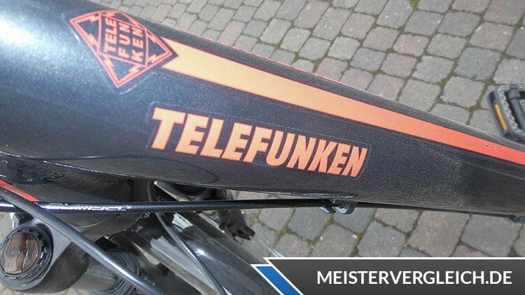 TELEFUNKEN Multitalent RC657-S Rahmen