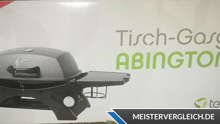 Tepro Tisch-Gasgrill Abington Verpackung