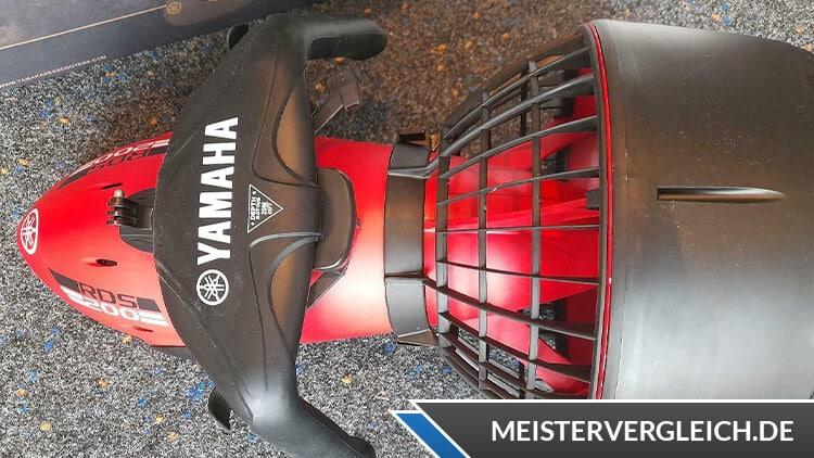 YAMAHA Seascooter RDS 200 Test