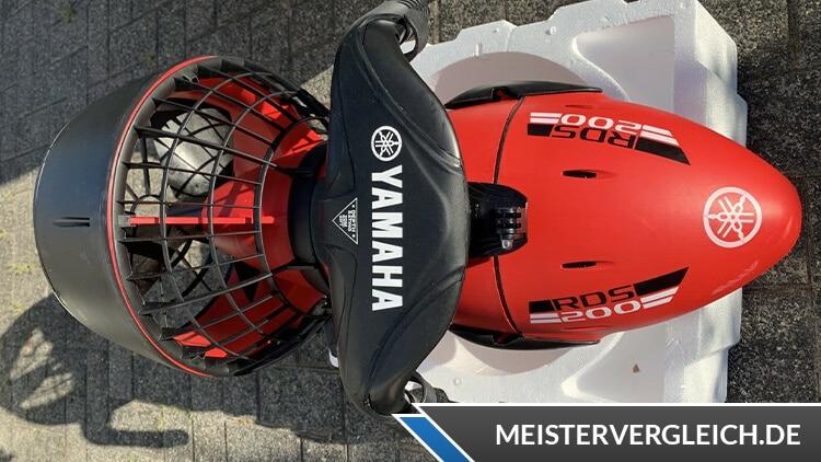 YAMAHA Seascooter RDS 200 Unterwasserscooter
