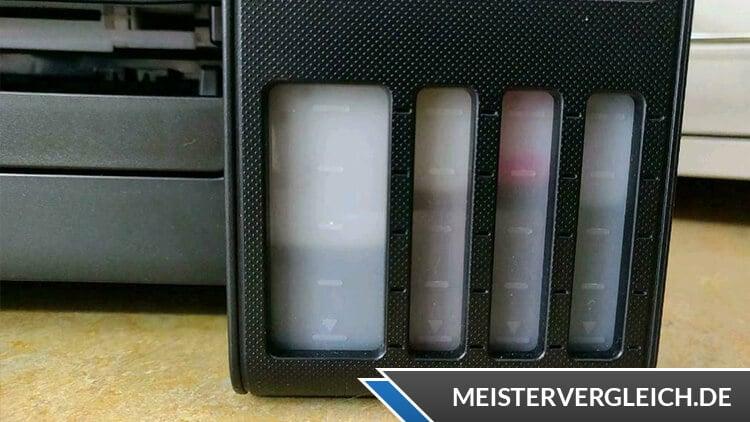 EPSON Drucker EcoTank ET-2750 Tinte