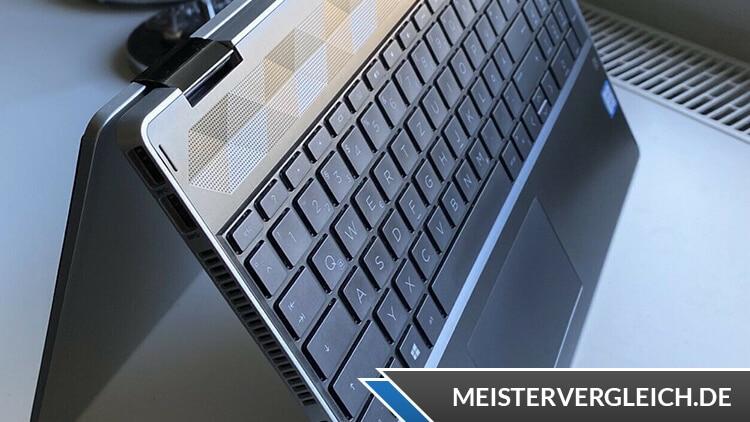 HP Notebook Pavilion x360 Anwendung
