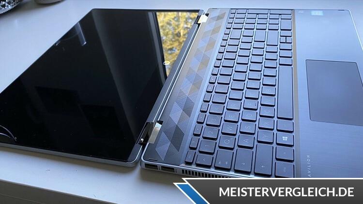 HP Notebook Pavilion x360 Qualität