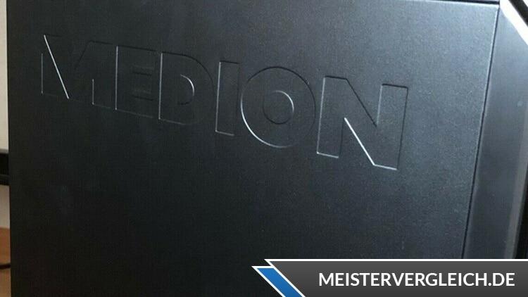 MEDION AKOYA Multimedia-PC E32014 MD34450 Test