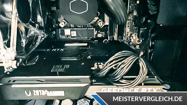 MEDION ERAZER Gaming-PC Engineer X10 MD34515 Test