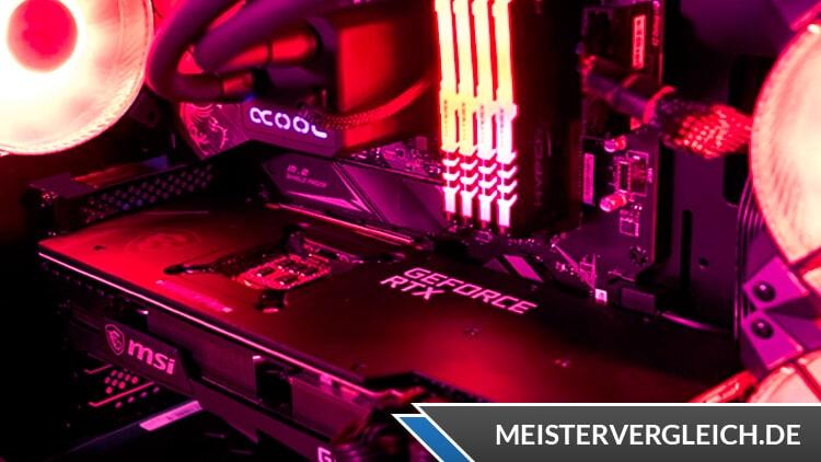 MEDION ERAZER Gaming-PC Hunter X20 Hardware