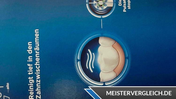 Oral-B Pro 1 100 Anwendung